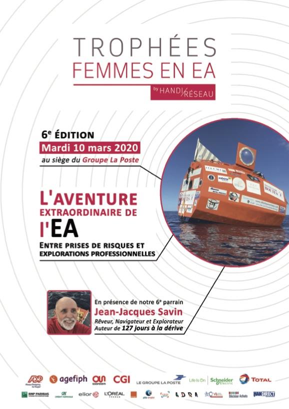 Affiche Femmes en EA 2020