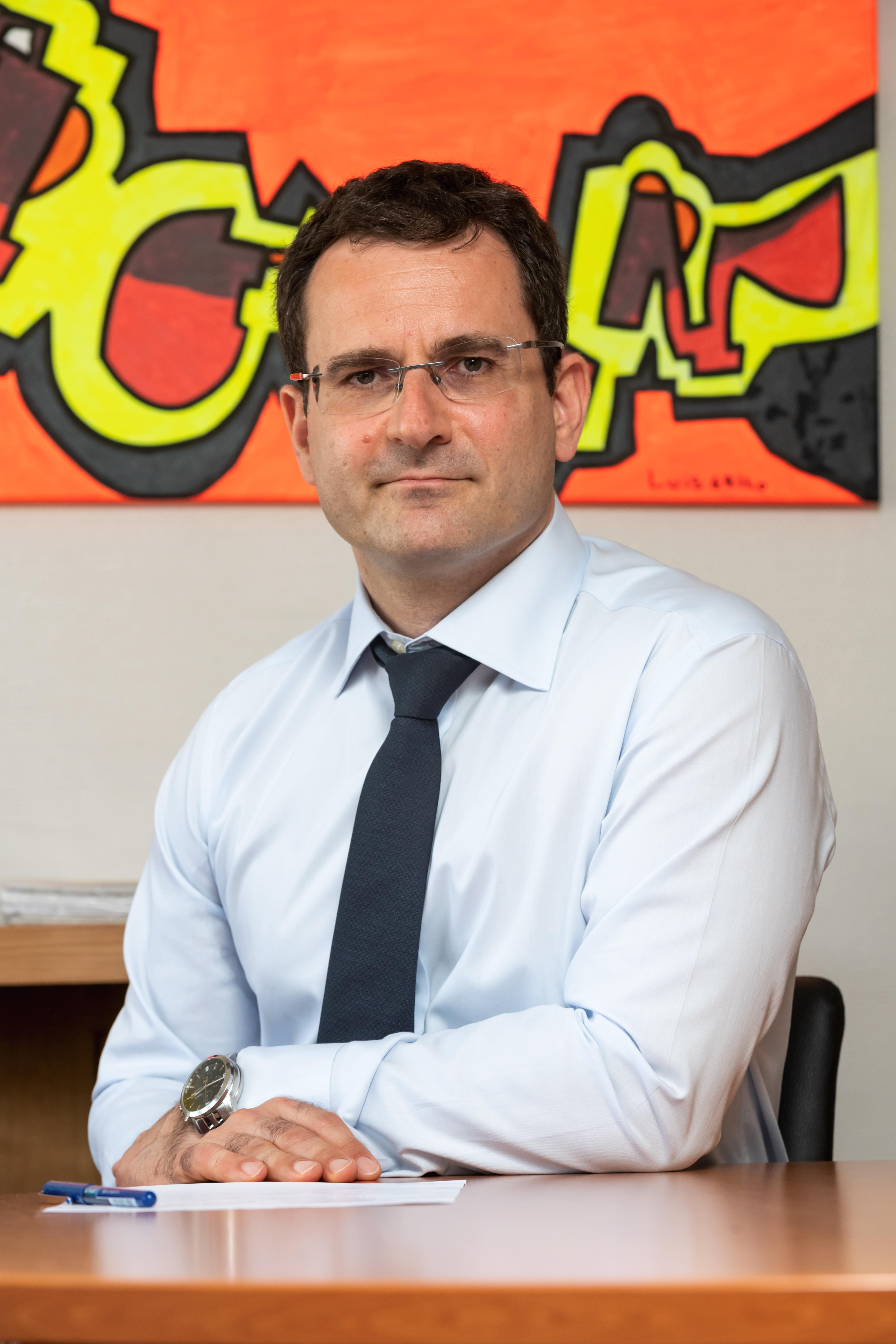 Directeur Général de l'ANRH, David BOURGANEL