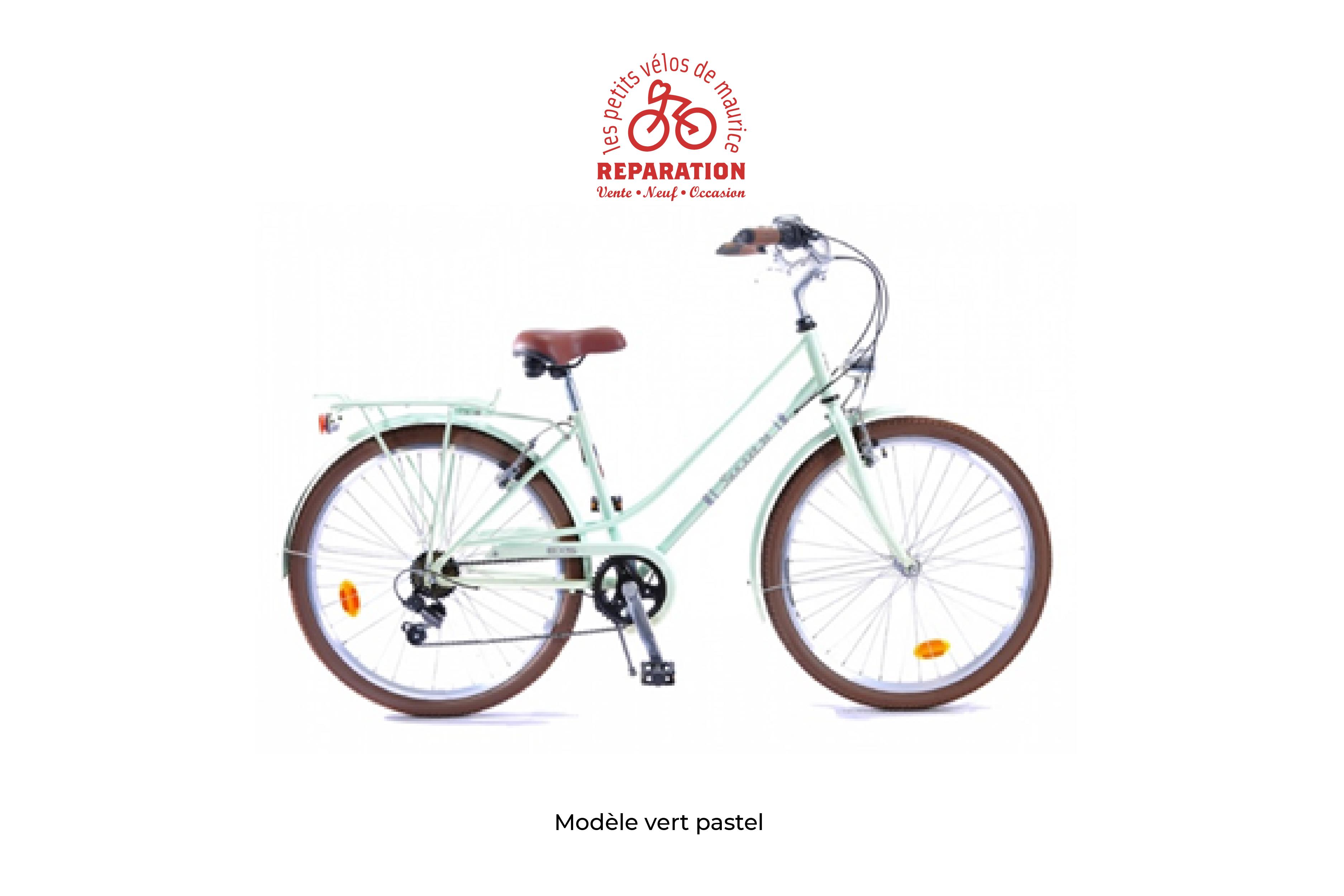 Velo EXS SUNSET Les Petits Vélos de Maurice