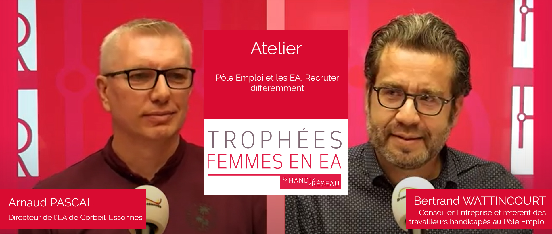 Interview Arnaud Pascal et Bertrand_FEEA2020