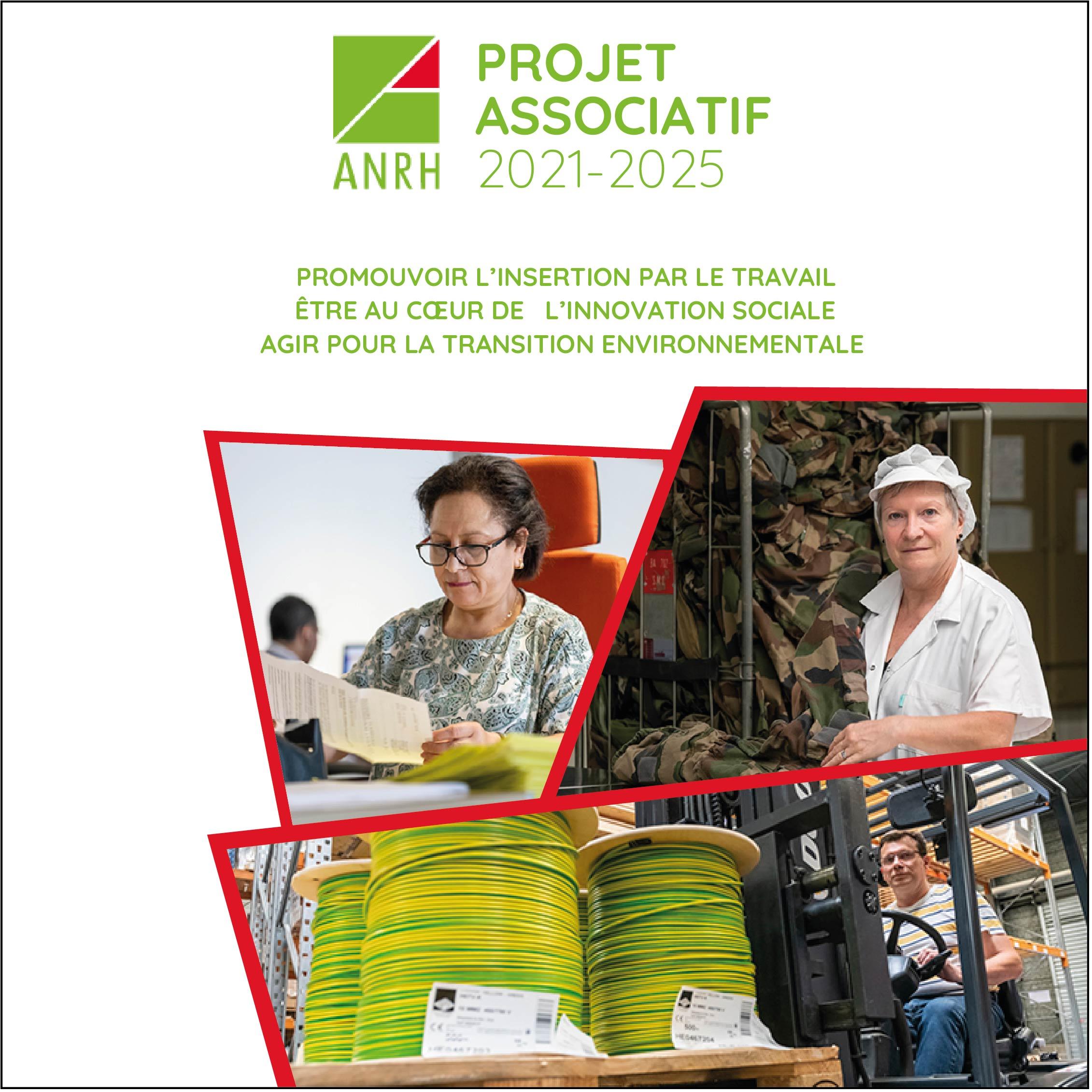 Nouveau projet associatif ANRH version complète