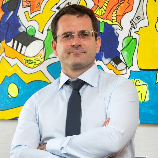 David BOURGANEL, directeur général de l'ANRH
