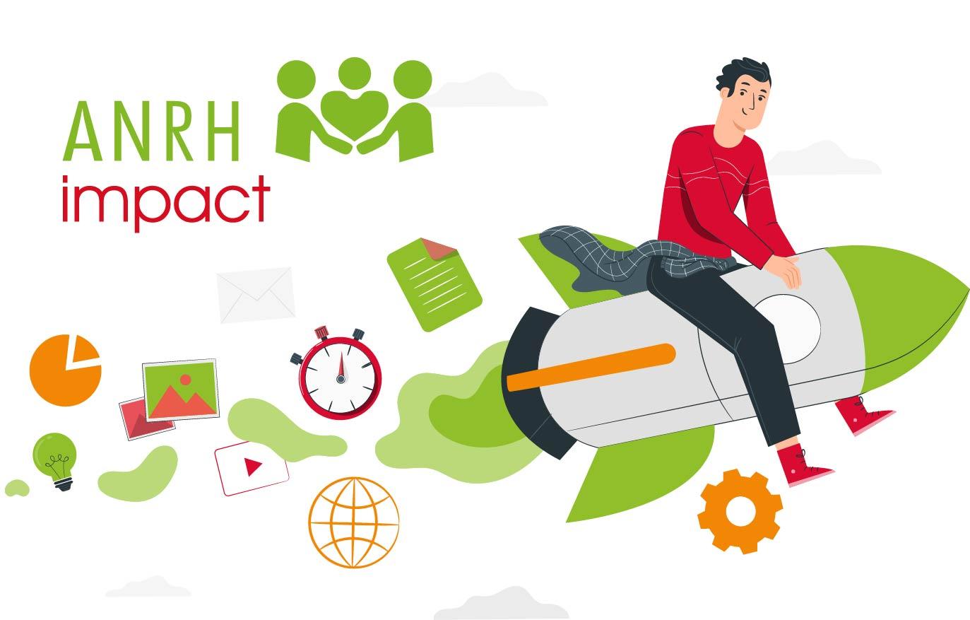 Offre ANRH IMPACT, des solutions pour startups