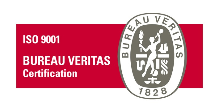 Certification Veritas ISO 9001 ANRH