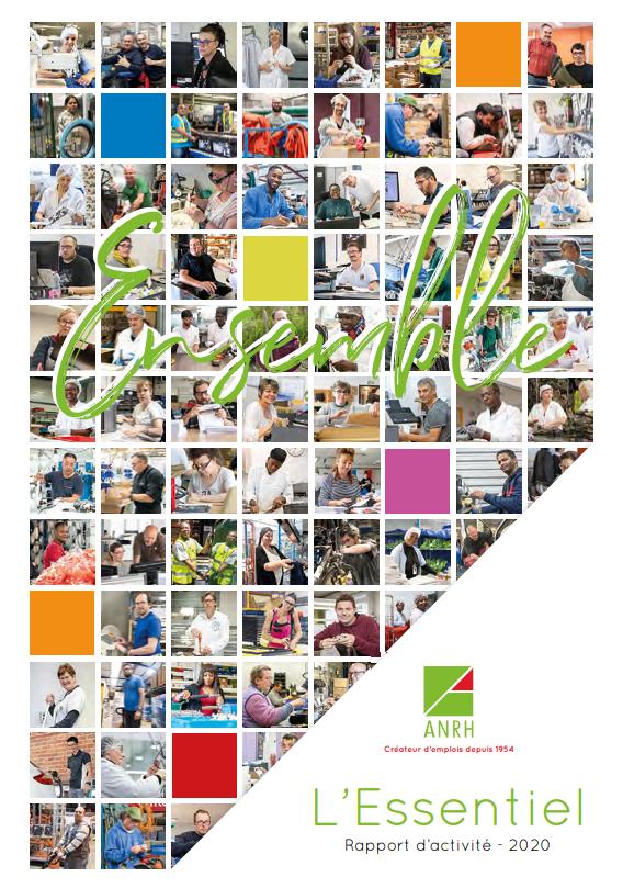 L'essentiel ANRH 2020 - rapport d'activité