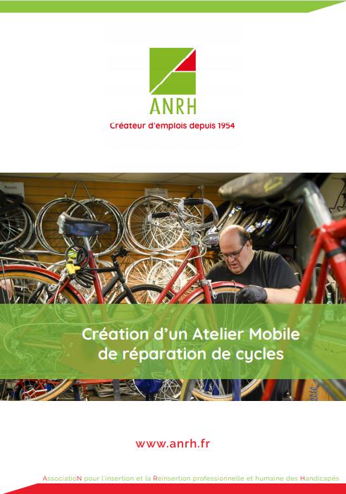 """Couverture de la fiche projet """"Création d'un Atelier Mobile de réparation de cycles"""""""